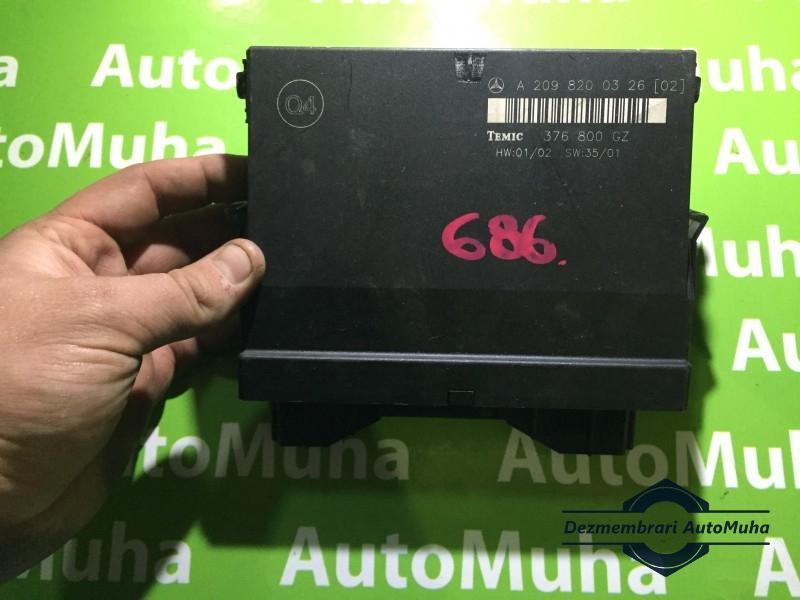 Calculator procesor bloc modul confort 13659479 Mercedes a209 820 03 26